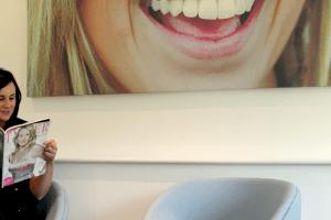 Skerries Dental Care Relaxing Waiting Room